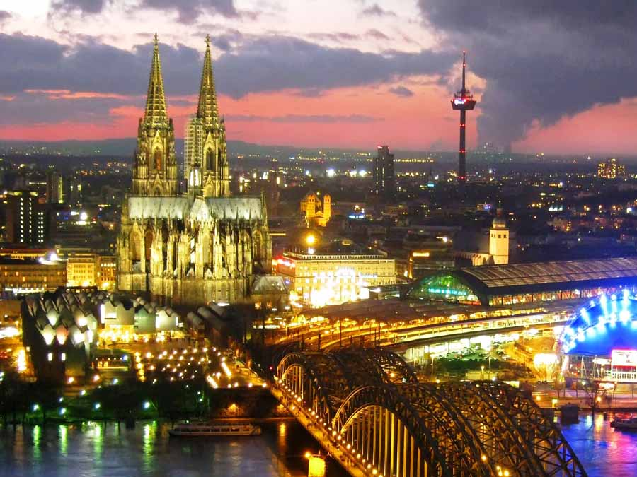 Most Places In Germany