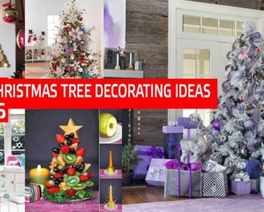 Top 10 Christmas Tree Decorating Ideas Ever - Countries of the World