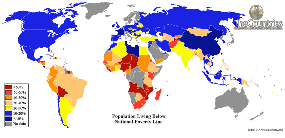 Richest Natural Resources Country In The World