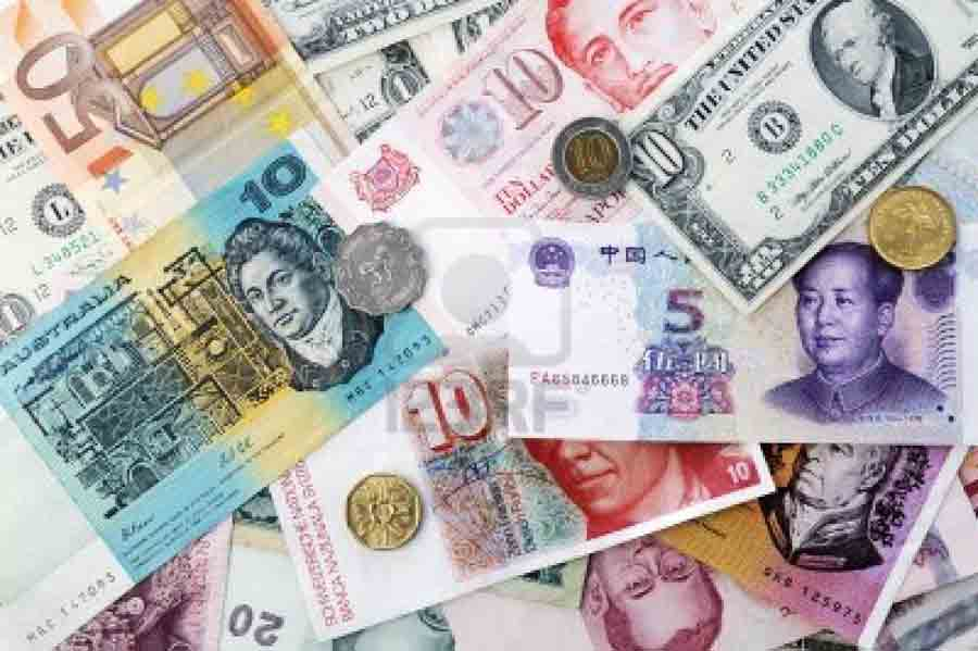 Highest foreign currency
