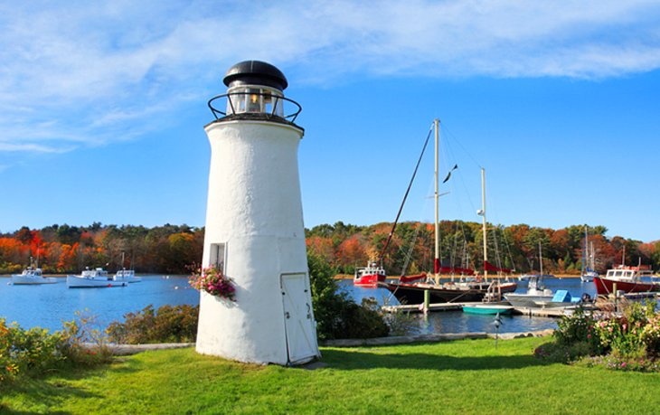 maine places kennebunkport visit attractions tourist portland state augusta park countries planetware usa thecountriesof